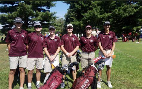 Boys Golf Wraps Up