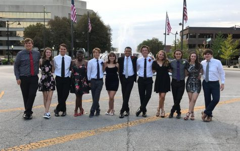 Students Dance the Night Away at Homecoming