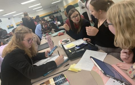 Debate Team Starts Off the Season with Their First Tournament