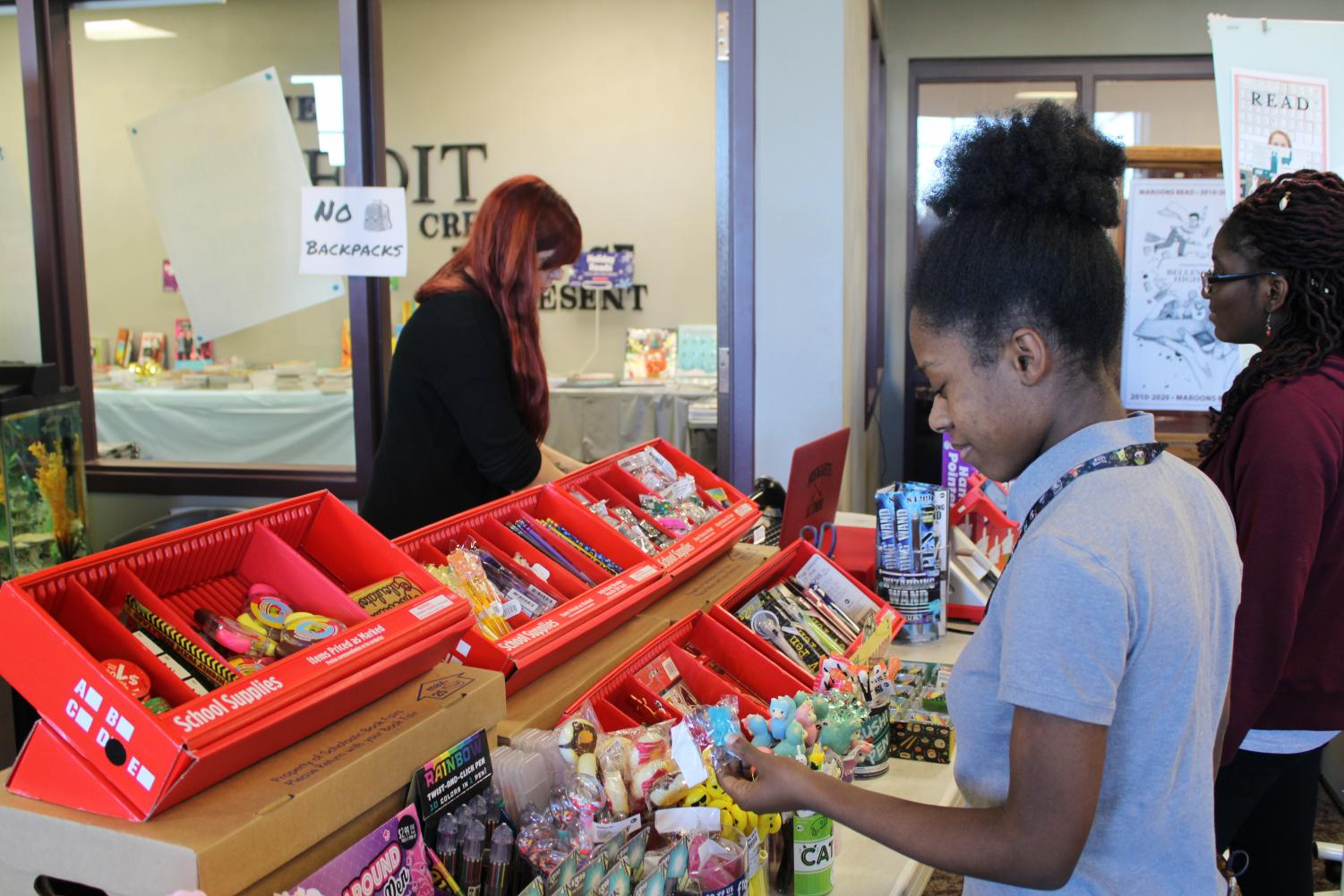 Scholastic Book Fair Brings in New Books for West
