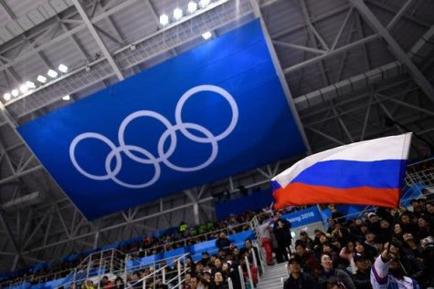Russia Kicked Out of the Olympics for Four Years