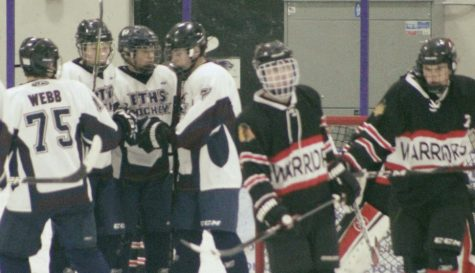 BTHS Hockey Team Completes Another Successful Season
